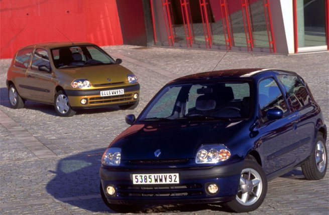 Renault Clio 16v (Image: Renault)