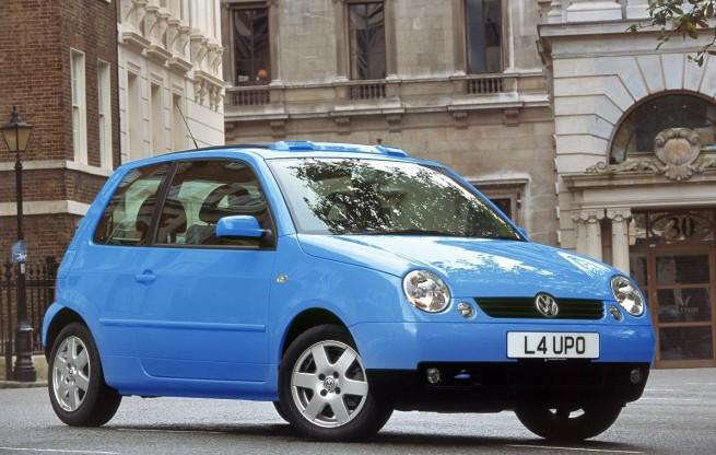 VW Lupo Sport (Image: Volkswagen)