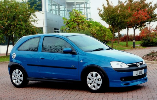 Vauxhall Corsa SRi (Image: Vauxhall)