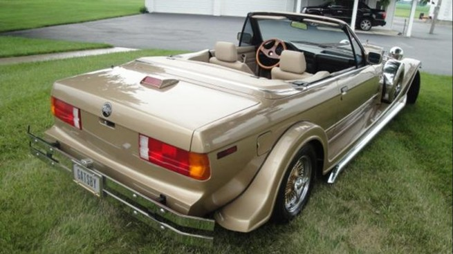 This Custom Bmw E30 Is The Most Heinous Thing You Ll See Today