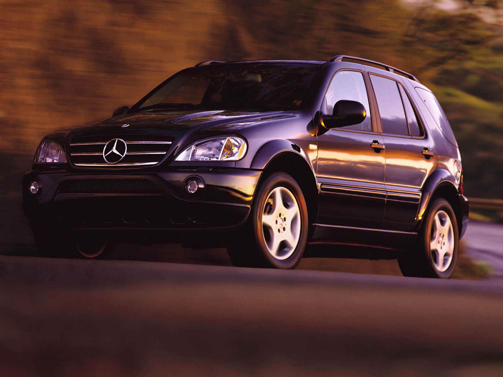 5 seriously cool suvs you can buy for 7000 for Mercedes benz ml55 amg
