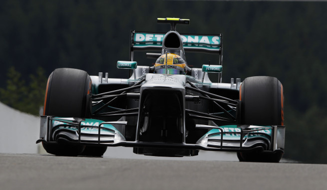 Image source: Mercedes AMG Petronas F1 Team