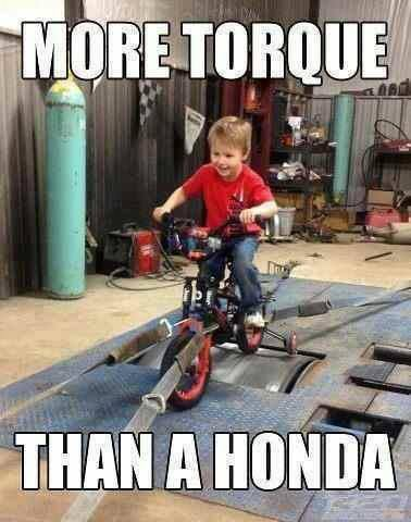 Honda hater