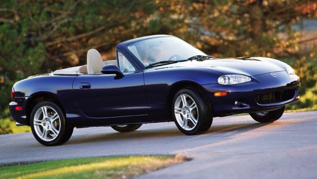 7 reasons why the second gen mazda miata sucks. Black Bedroom Furniture Sets. Home Design Ideas
