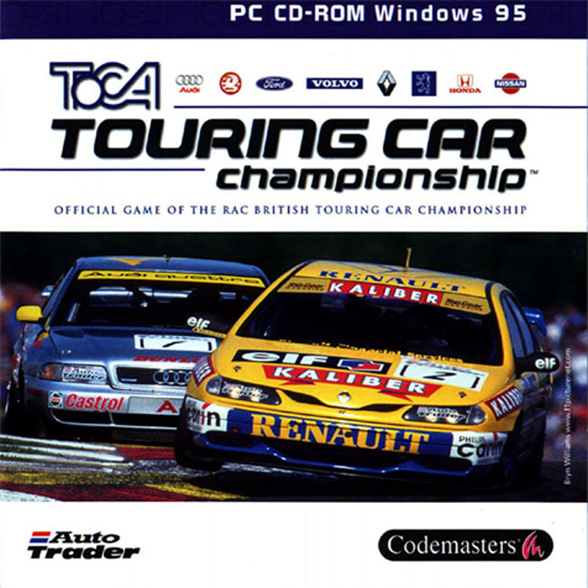 If You've Never Played TOCA Touring Cars, Here's Why You