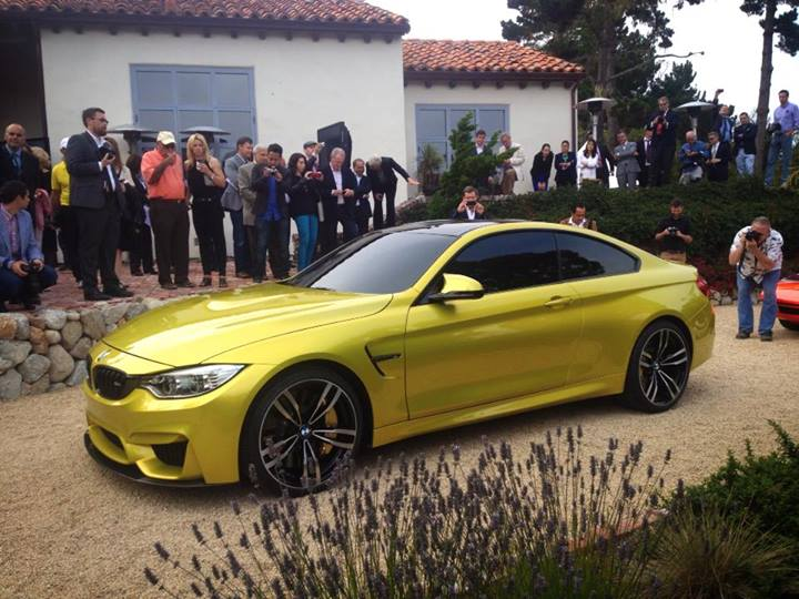 Official BMW M4 Specs: 6-Speed Manual, 424bhp And Stacks Of Carbonfibre