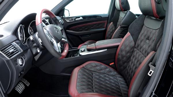 Brabus B63S interior