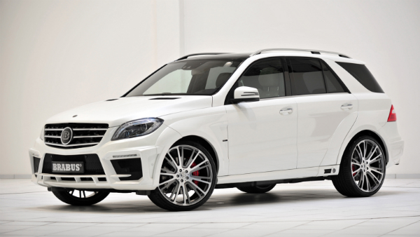 Fancy Owning A 700bhp Brabus Mercedes Amg Suv Monster