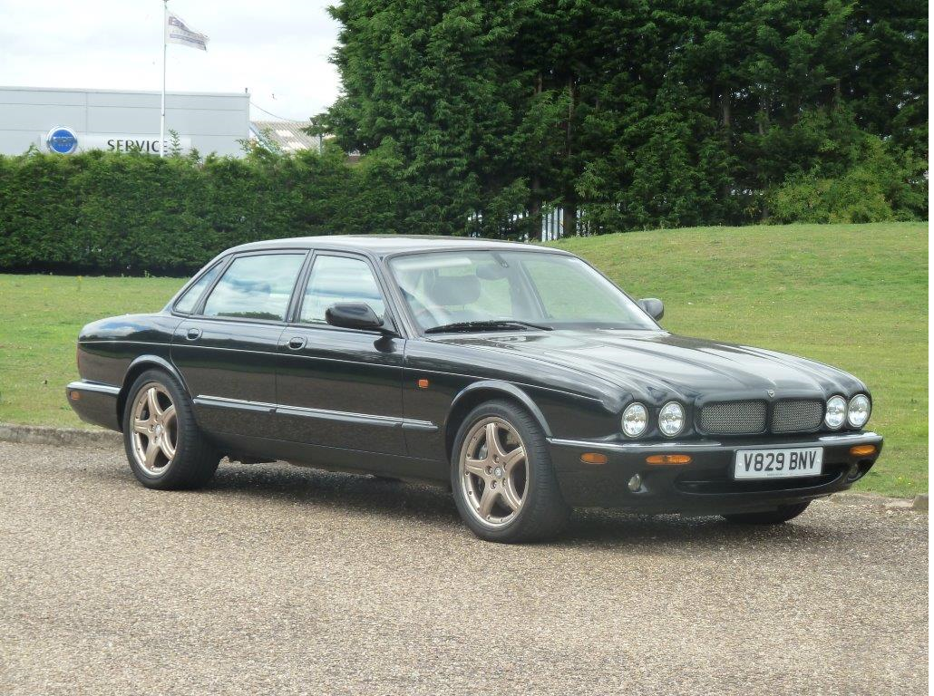 Now Is Your Chance To Buy Clarkson\'s Old Jaguar XJR