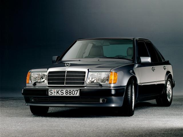Mercedes-500E-W124 2