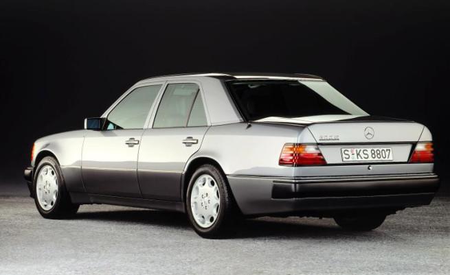 Mercedes-500E-W124