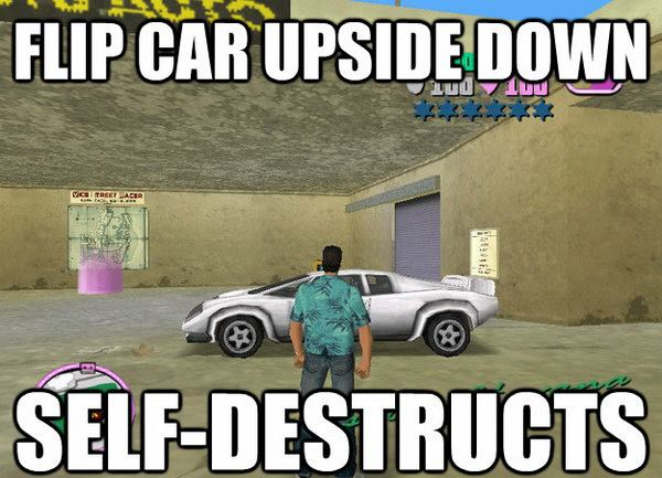 Vice city meme