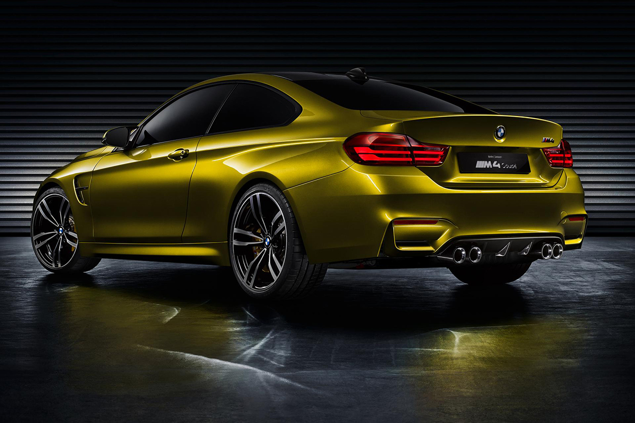 Official Bmw M4 Specs 6 Speed Manual 424bhp And Stacks Of Carbonfibre