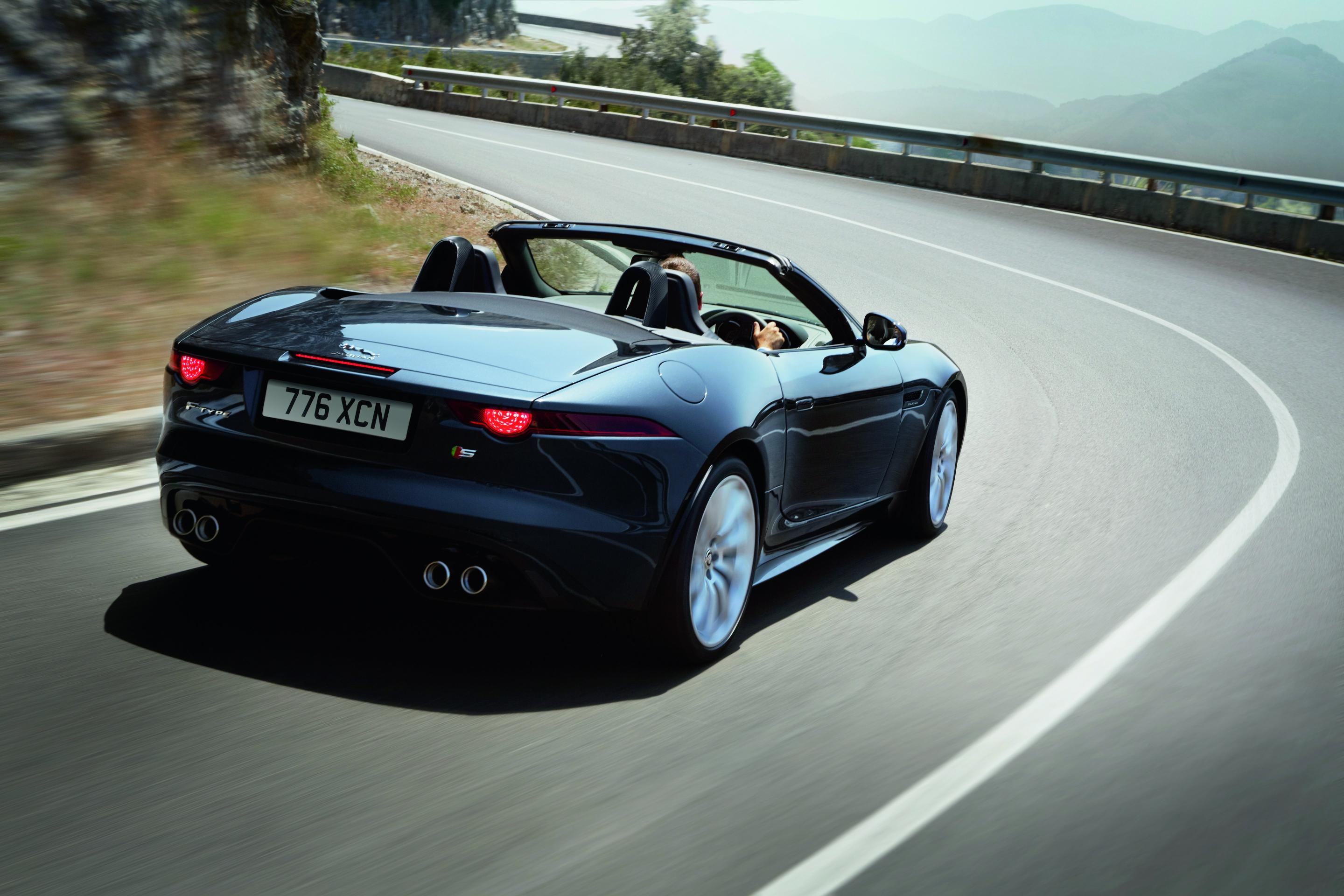 partnership jaguar confirms f r type ssc for sale awd bloodhound new