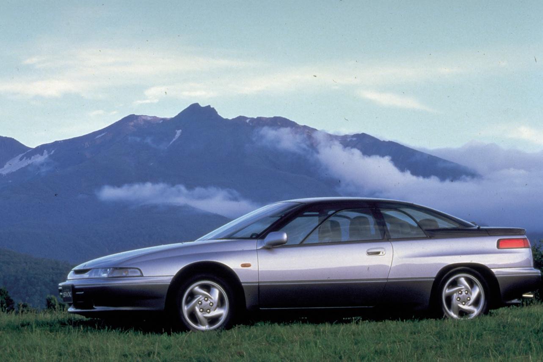 Why the subaru svx is a proper 90s hero car subaru svx vanachro Images