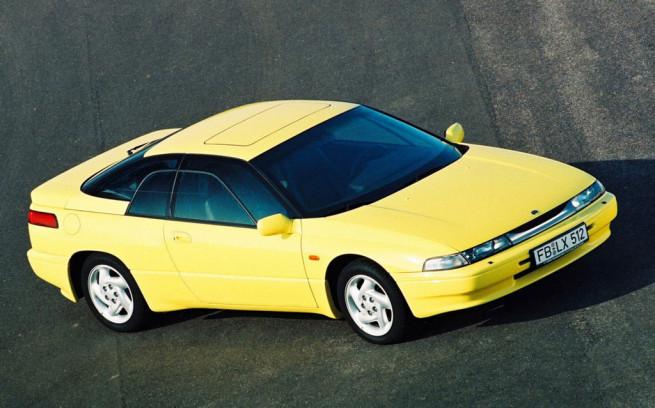 Why The Subaru Svx Is A Proper 90s Hero Car