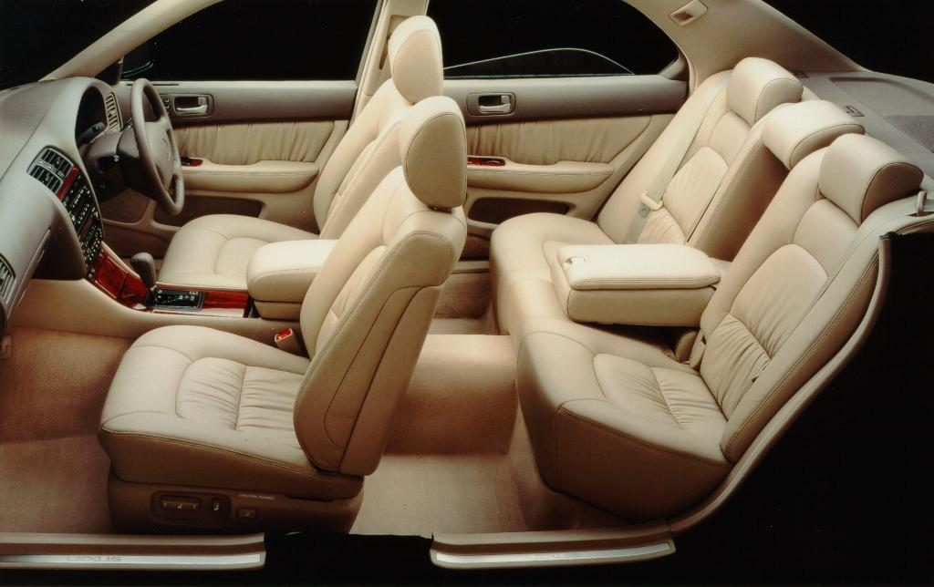 How the lexus ls400 conquered the world and why were glad it did 0055376001215523628 publicscrutiny Choice Image
