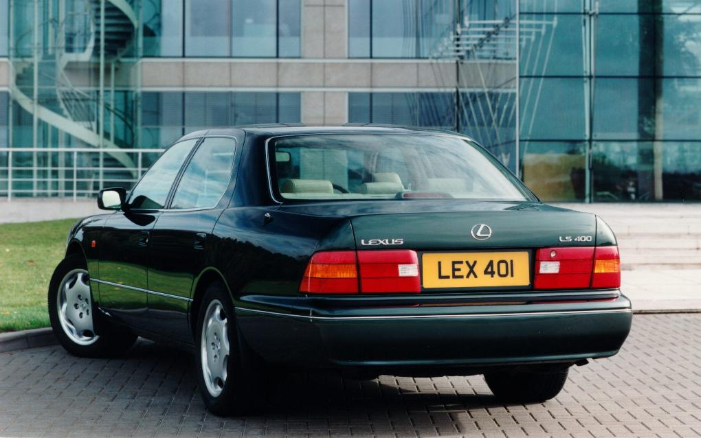 How the lexus ls400 conquered the world and why were glad it did 0117876001215523612 publicscrutiny Choice Image