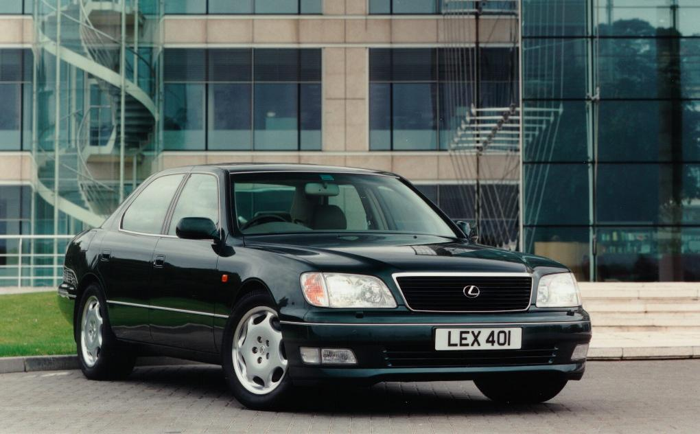 How The Lexus Ls400 Conquered The World And Why We Re