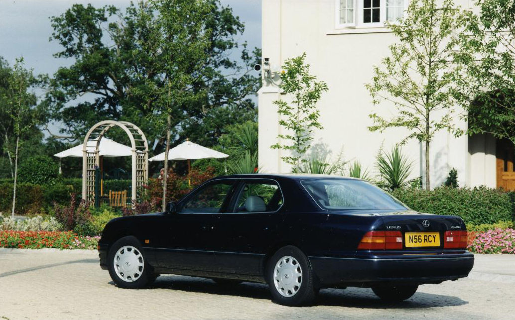 How the lexus ls400 conquered the world and why were glad it did 10090769toy publicscrutiny Choice Image