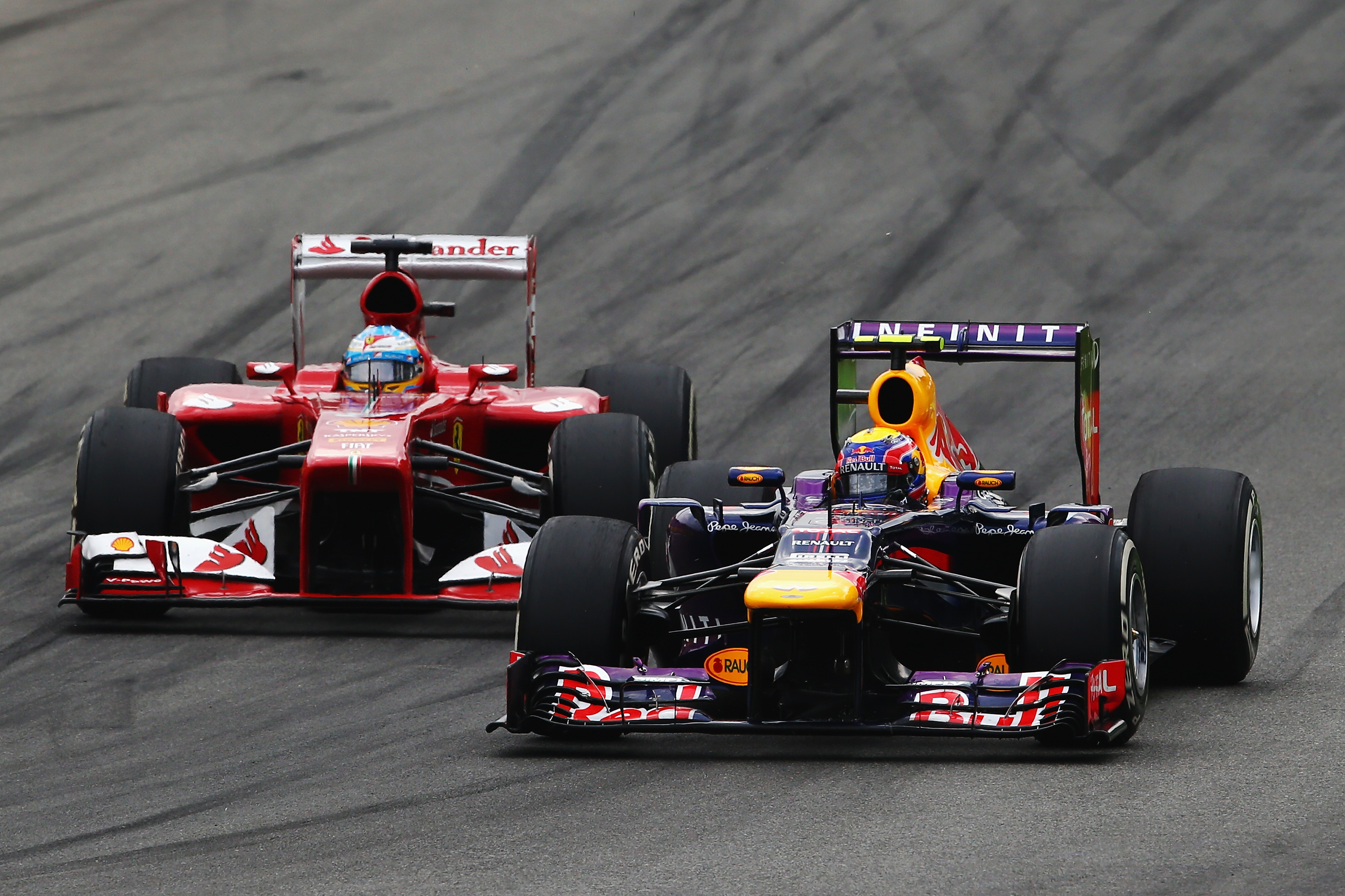 Seb Vettel Takes Dominant Italian Grand Prix Victory