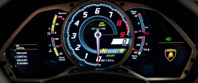 Which Car Has The World S Best Instrument Cluster