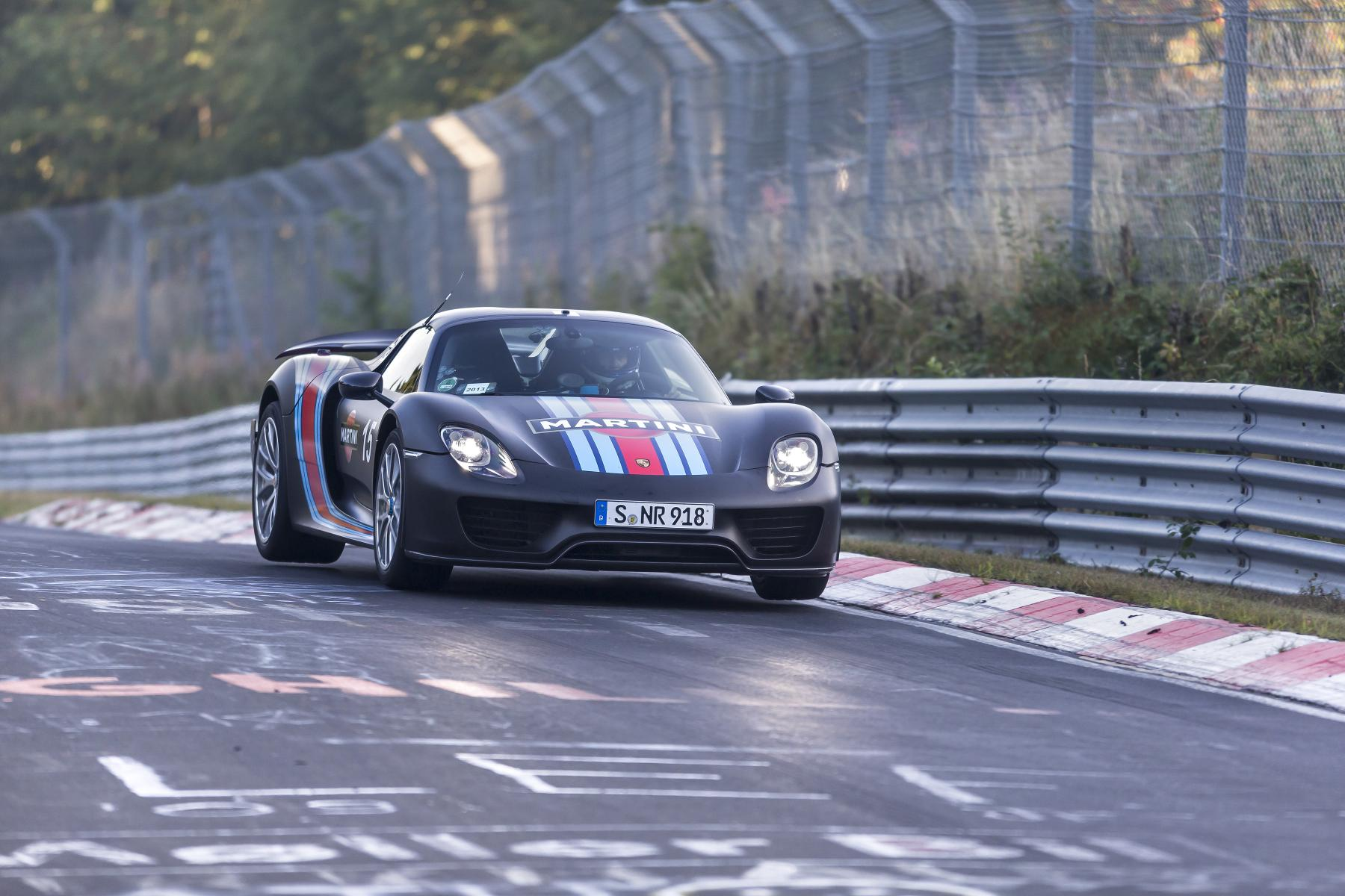 Porsche S Lap Record Looks To Be In Jeopardy
