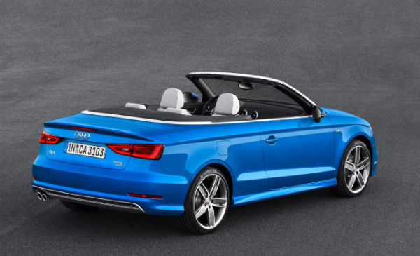 Hot New A3 Cabriolet Set To Spawn Hotter S3 Spin Off