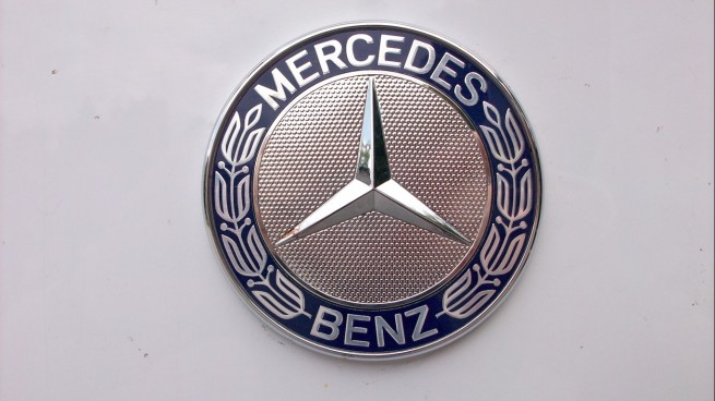 655px for Mercedes benz cake design