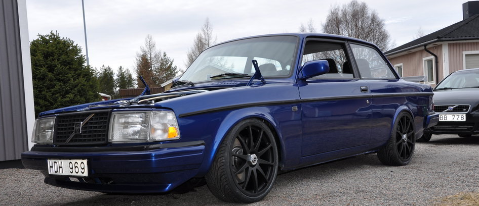 Everything You Need To Know About Sweden's Coolest Volvo 242