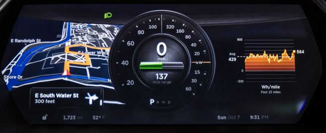 which car has the worlds best instrument cluster