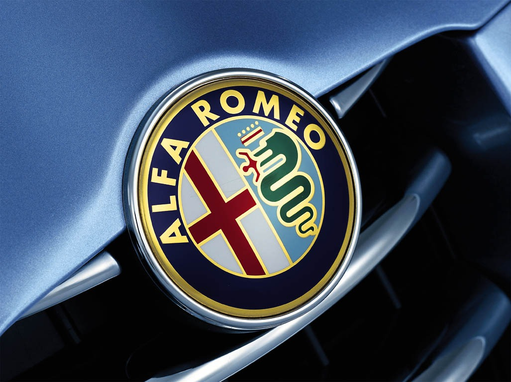 Official Alfa Romeo Has The Best Car Logo In History
