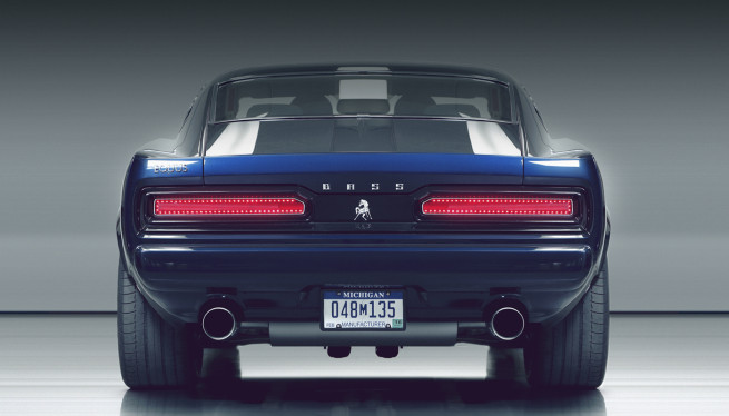 Equus Bass 700: Your New Favourite Muscle Car