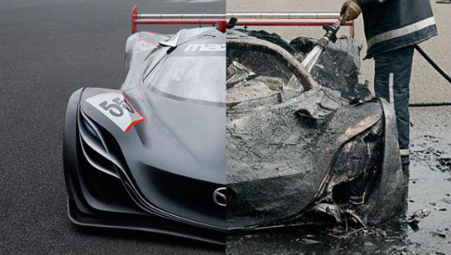 furaifront news mazda gear price top carsguide concept car furai destroyed
