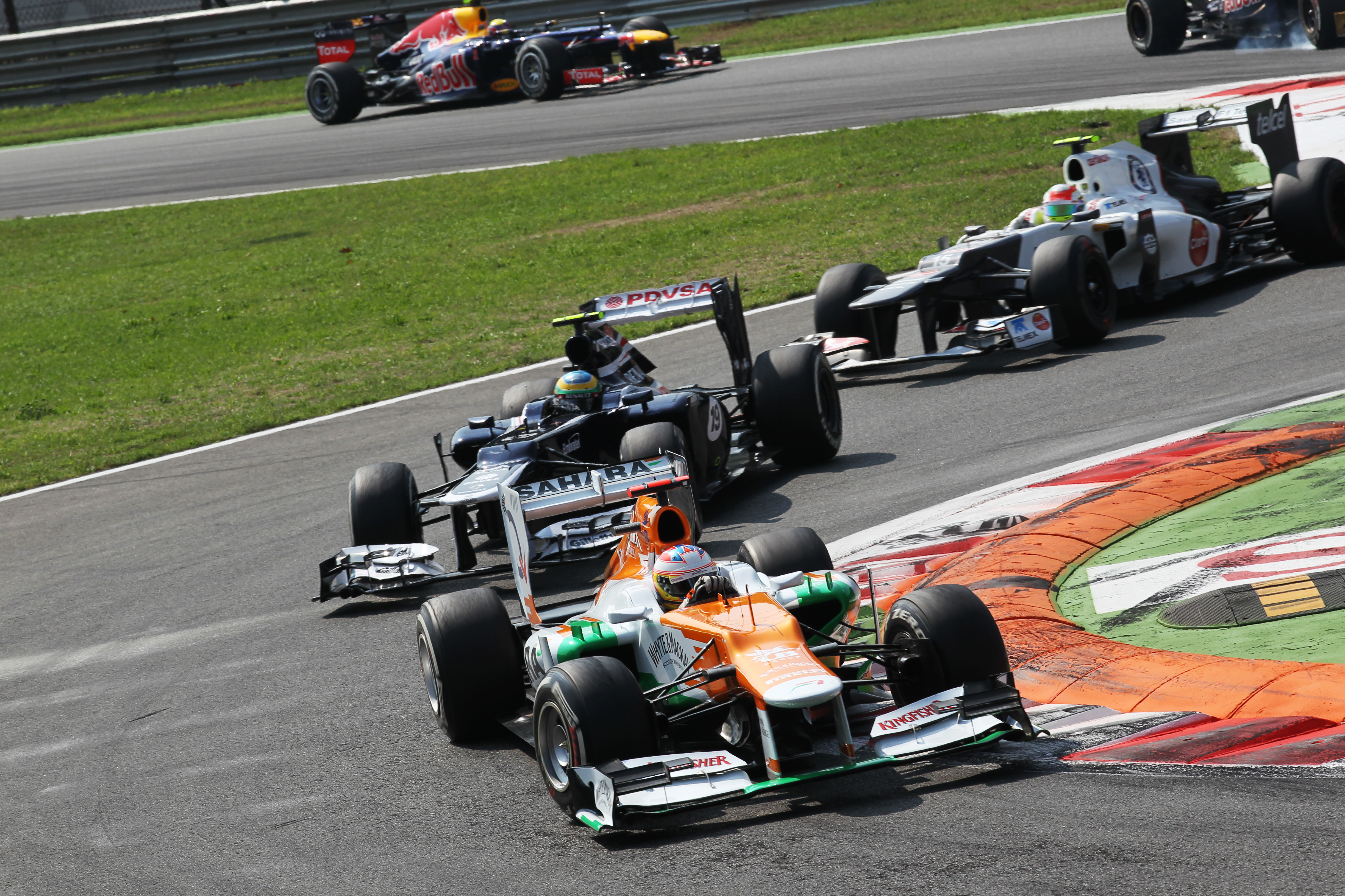 5 Reasons Why Monza Is Such An Epic F1 Circuit