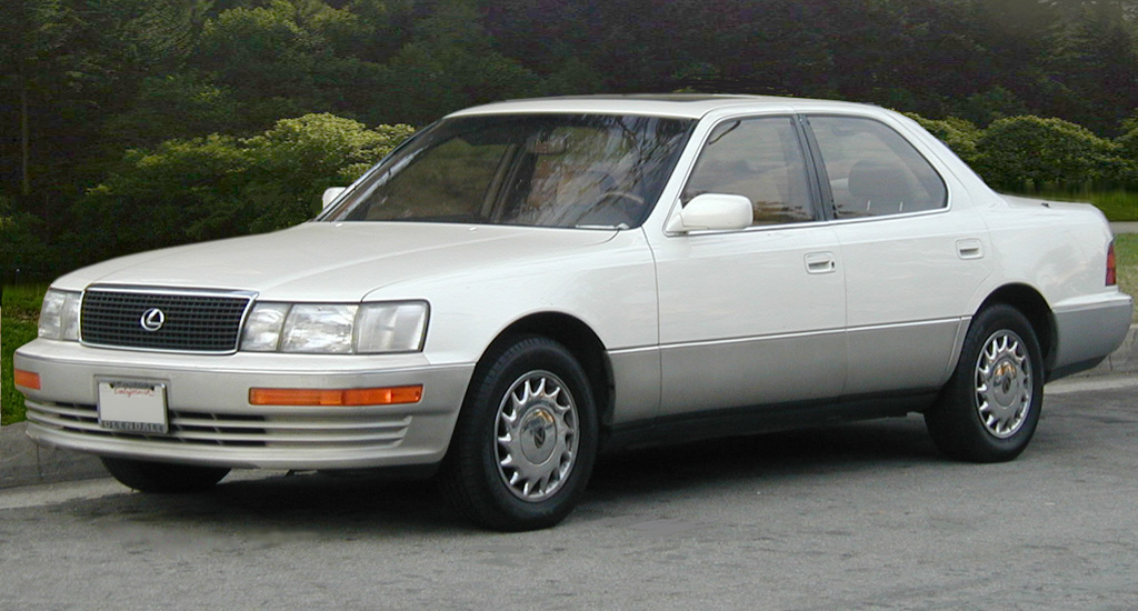 How the lexus ls400 conquered the world and why were glad it did olympus digital camera publicscrutiny Choice Image