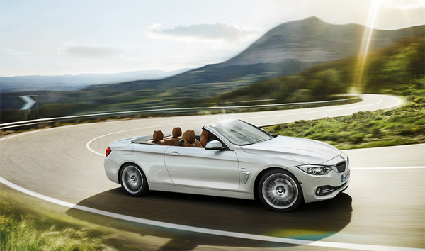 BMWs Porky New Series Convertible Makes Us Sad As Car Lovers - 4 door convertible bmw