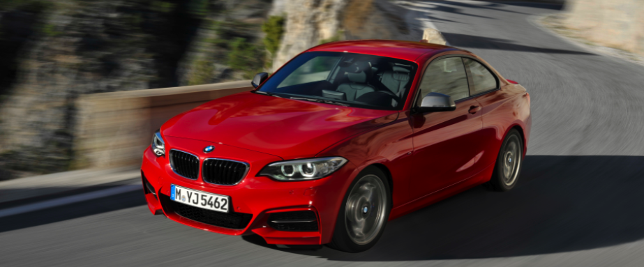 Everything You Need To Know About The BMW Series - 220i bmw