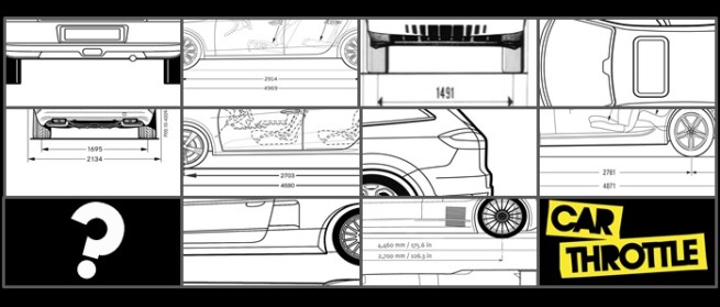 THE RESULTS: Can You Identify These 10 Cars From Their Blueprints?