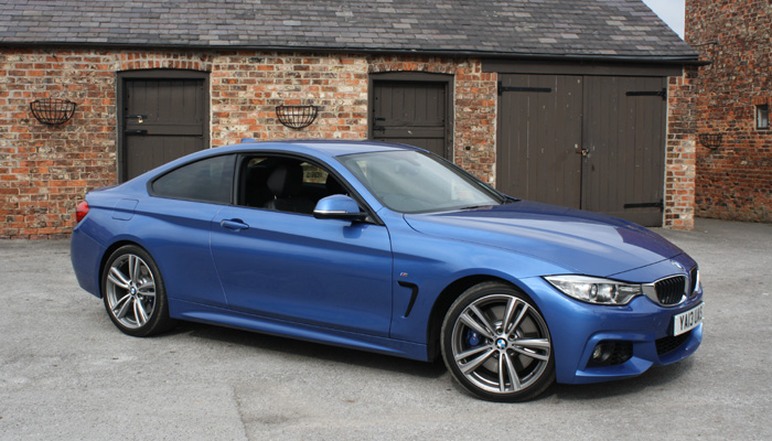 I Drove A Bmw 435i And It Bored Me Senseless