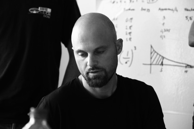 CEO Michael Breidenbrucker spent over a year developing the app prototype