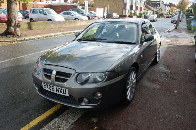Classifieds Car Of The Day Mustang V8 Powered Mg Zt 260