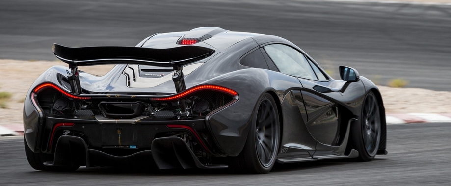 Official The Mclaren Has The Sweetest Rear End Of Them All