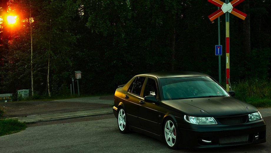 This Explosive Saab 9 5 R Is An Unhinged Supercar Slayer