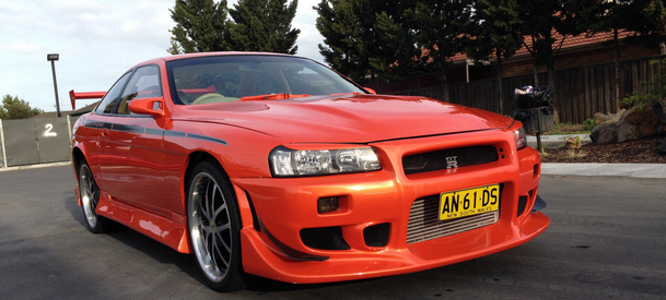 Why Toyota Soarer With Skyline Front-End And Monaro Rear