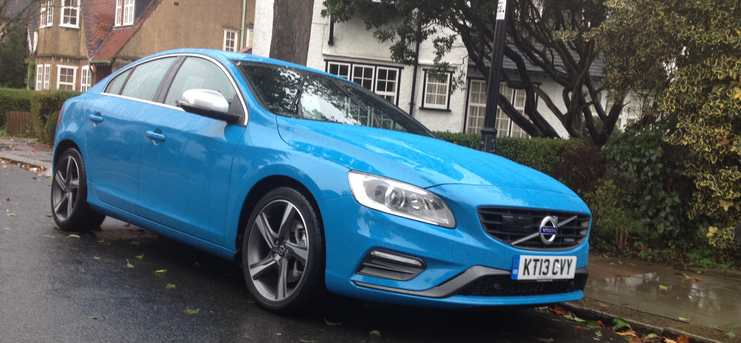 how the volvo s60 r design polestar turned me into an idiot