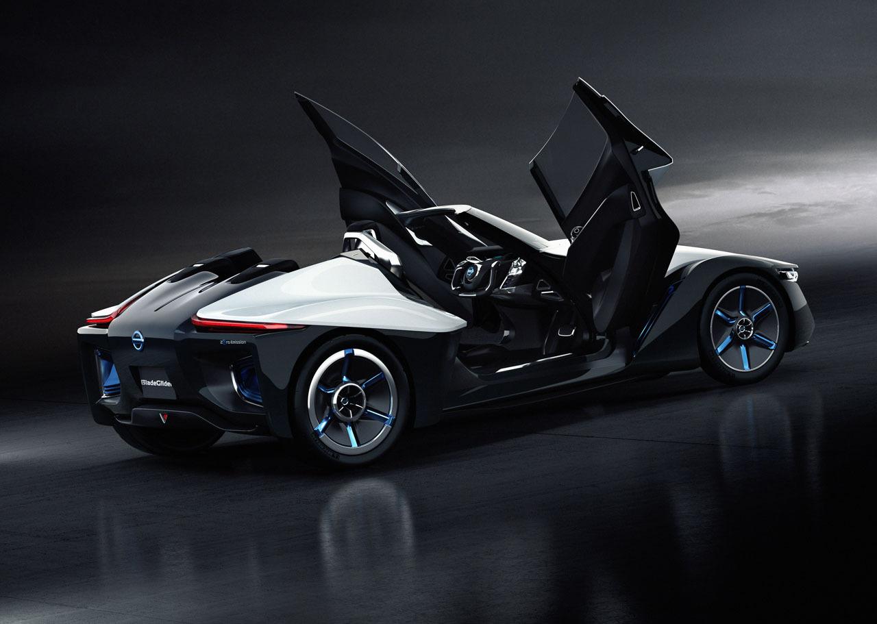 Nissan Sports Car