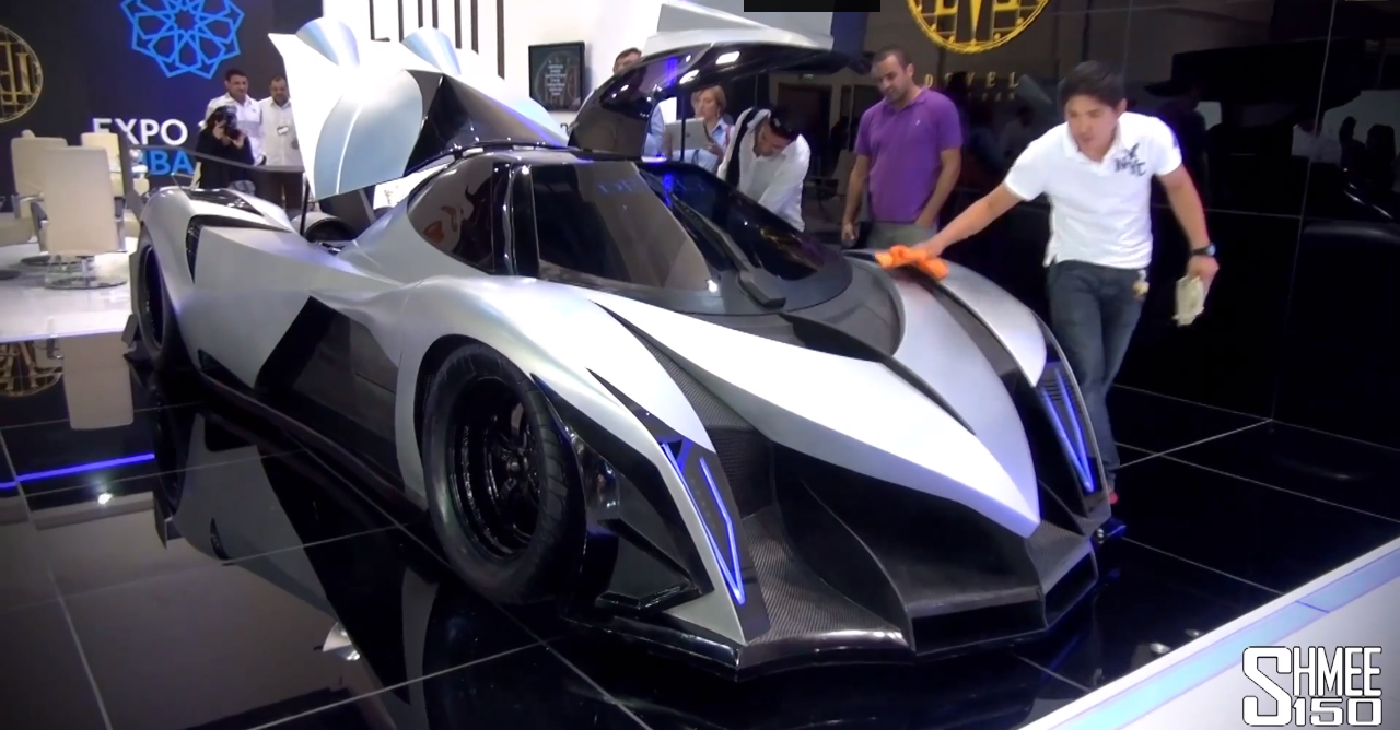 An Interview With The 5000hp Devel Sixteen S Deluded Developer