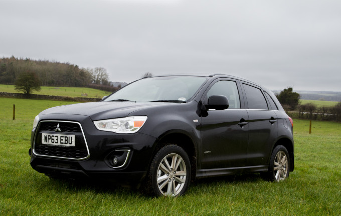why driving the mitsubishi asx means i finally get the whole crossover thing. Black Bedroom Furniture Sets. Home Design Ideas