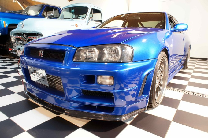 Paul Walker S Fast And Furious Gt R Is Now For Sale For 1m